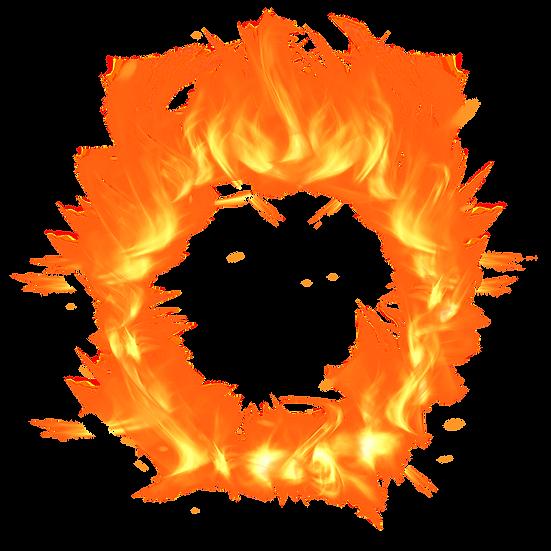 Ring of Fire - Free PNG Images, Transparent Image Digital Download