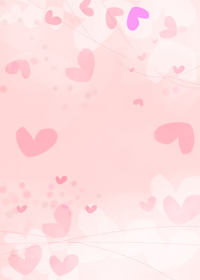 Adorable Heart-Shaped Background - Free PNG Images, Instant Download