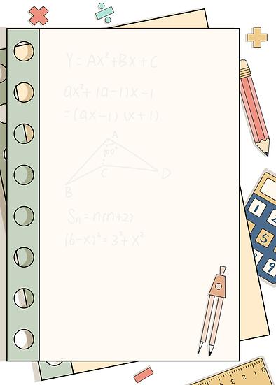 Maths Background - Free PNG Images, Digital Download, Instant Download