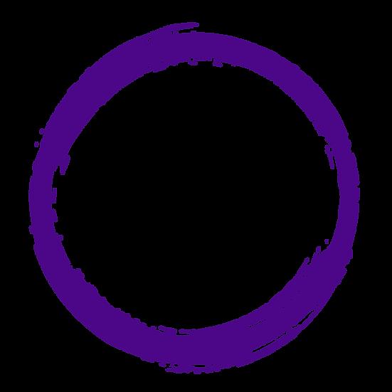 Simple Purple Circle - Free PNG Images, Transparent Image Instant Download
