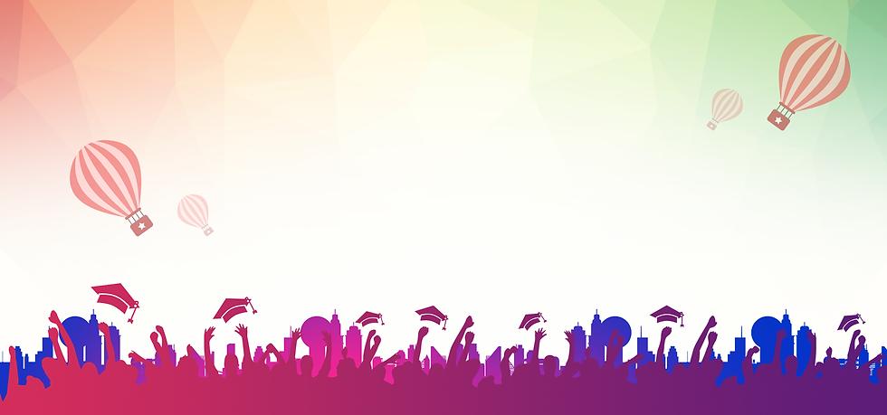 Graduation Background Design - Free PNG Images, Digital Download