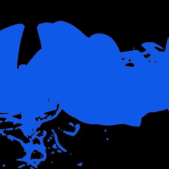 Floating Blue Smoke Effect - Free PNG Images, Transparent Image Instant Download