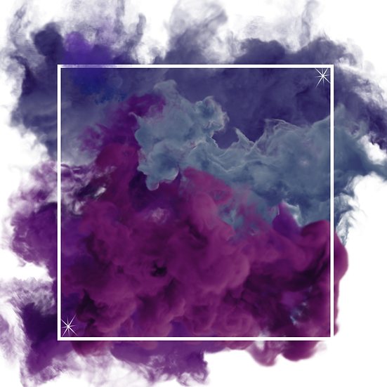 Smoke Effect with Frame - Free PNG Images, Transparent Image Instant Download