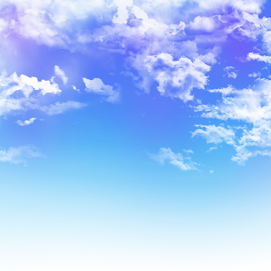 Gorgeous Colorful Clouds - Free PNG Images, Transparent Image Instant Download