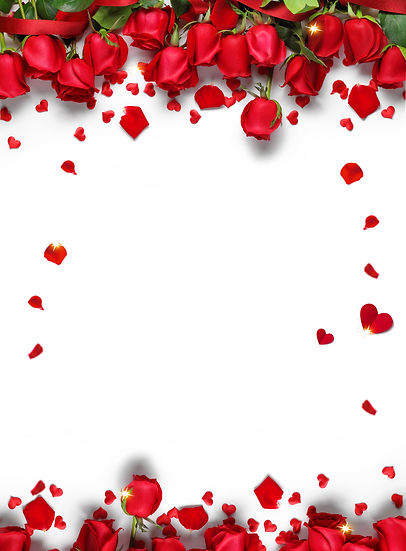 Awesome Background with Roses - Free PNG Images, Digital Download