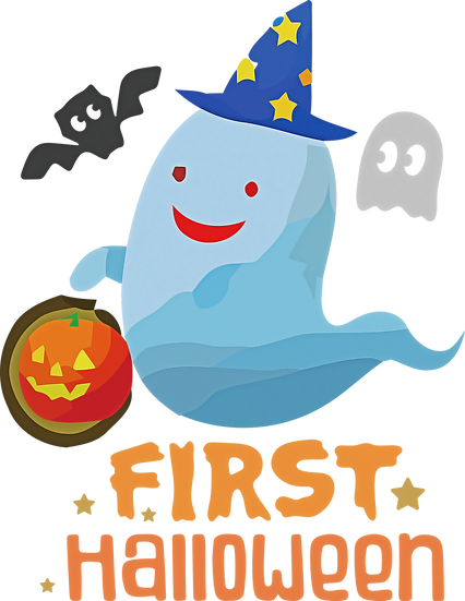 First Halloween Free PNG Images - Free Digital Image Download