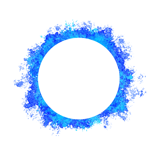 Magical Blue Circle - Free PNG Images, Transparent Image Instant Download