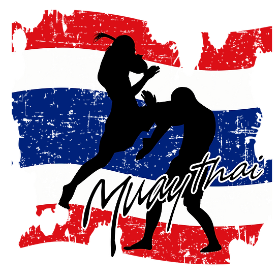 Muay Thai Fight Logo Free PNG Images - Free Digital Image Download