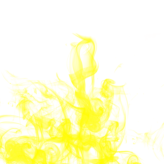 Abstract Yellow Smoke - Free PNG Images, Transparent Image Digital Download