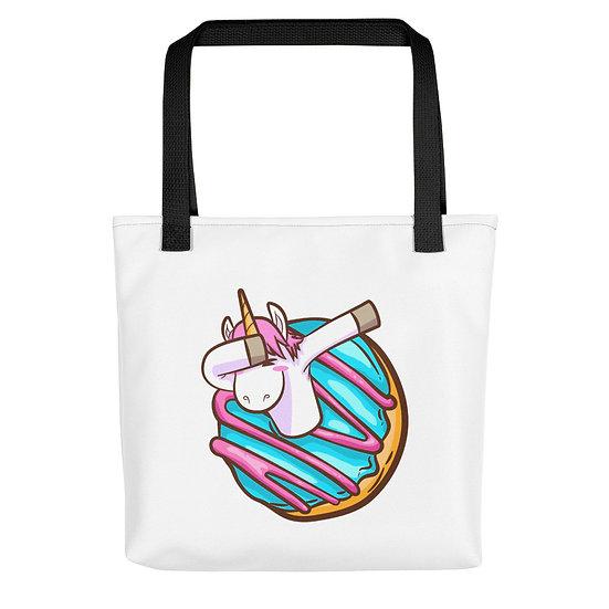Unicorn Donut Tote bag