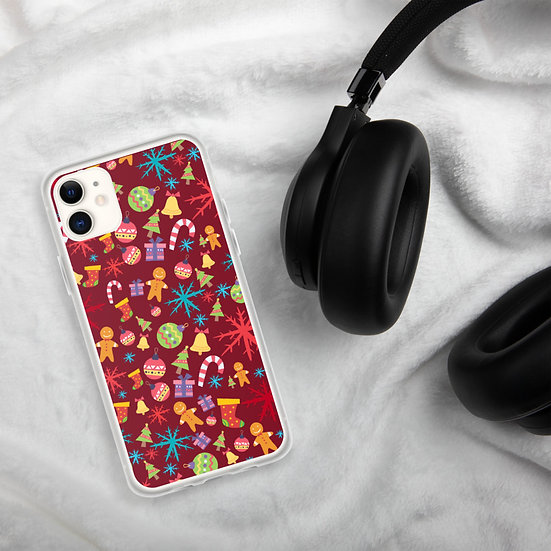Christmas Gifts Red iPhone Cases1