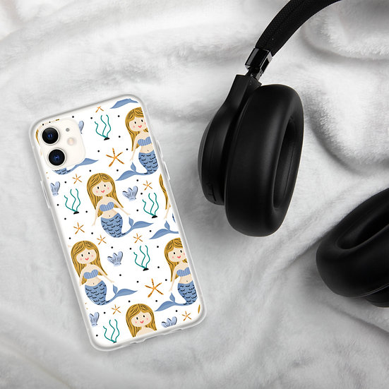 Little Mermaid iPhone Cases for Kids1