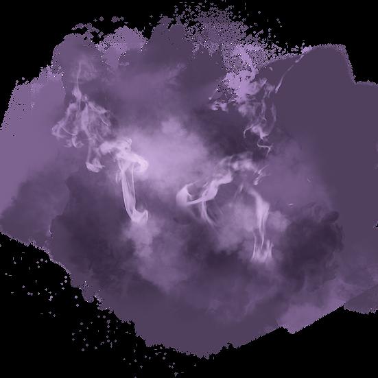 Mystical Purple Smoke - Free PNG Images, Transparent Image Digital Download