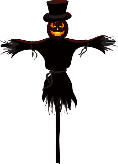 Halloween Scarecrow Free PNG Images - Free Digital Image Download