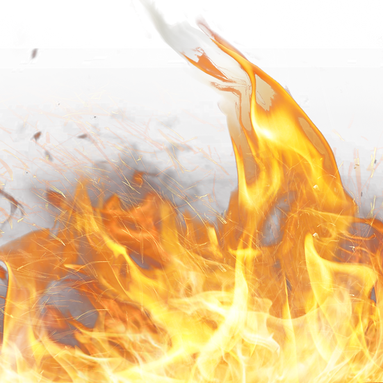 Realistic Fire Clipart - Free PNG Images, Transparent Image Digital Download