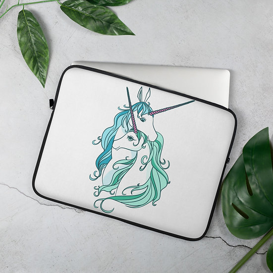 Unicorn Couple Laptop Sleeve for MacBook, HP, ACER, ASUS, Dell, Lenovo