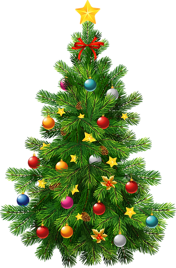 Christmas Tree PNG - Free PNG Images - Free Digital Image Download