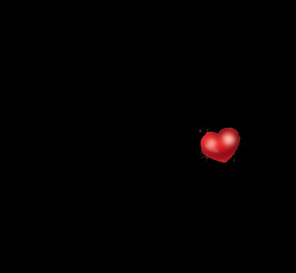 Beautiful Birthday Inscription - PNG Transparent Image - Digital Download