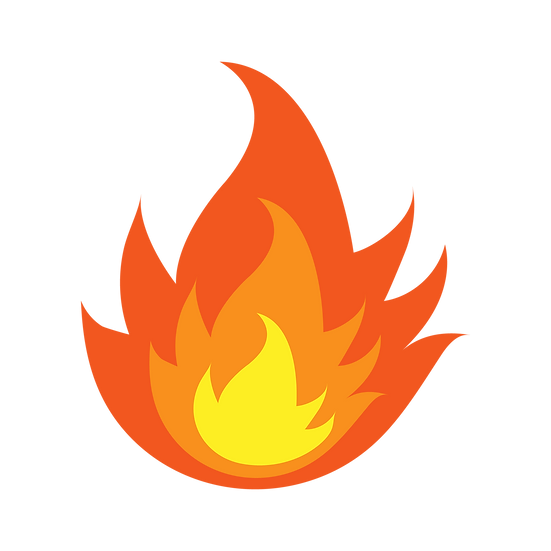 Fire Icon - Free PNG Images, Transparent Image Instant Download