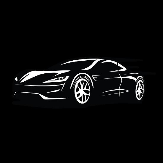 Black Sports Car - Free PNG Images, Transparent Image Instant Download
