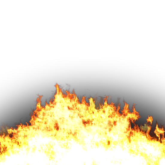 Fire Flame Explosion - Free PNG Images, Transparent Image Instant Download