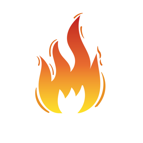 Incredible Fire Icon - Free PNG Images, Transparent Image Instant Download