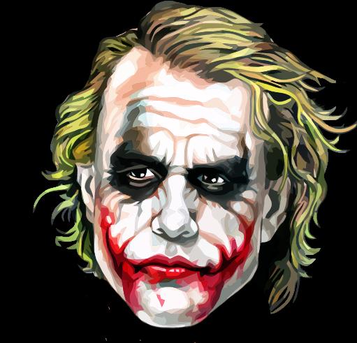 Sad Joker's Face Free PNG Images - Free Digital Image Download