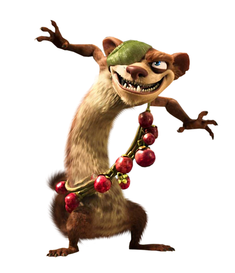 Christmas Ice Age Buck Free PNG Images - Free Digital Image Download