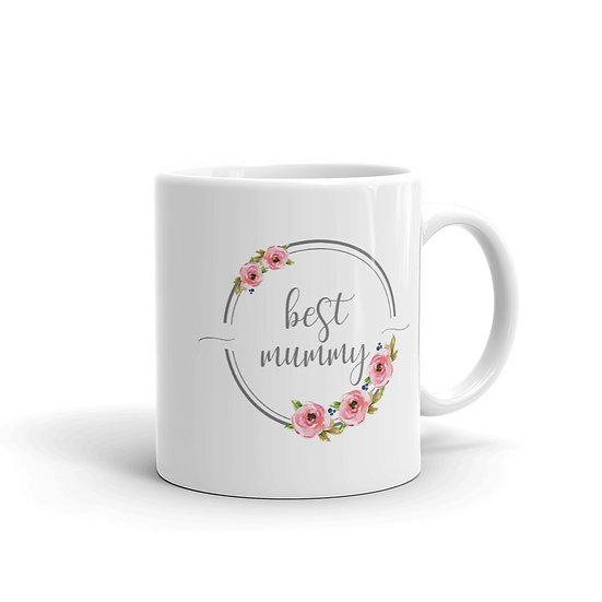Best Mummy Mug - Cup for Mom, Mug for Mom, Gift for Mom