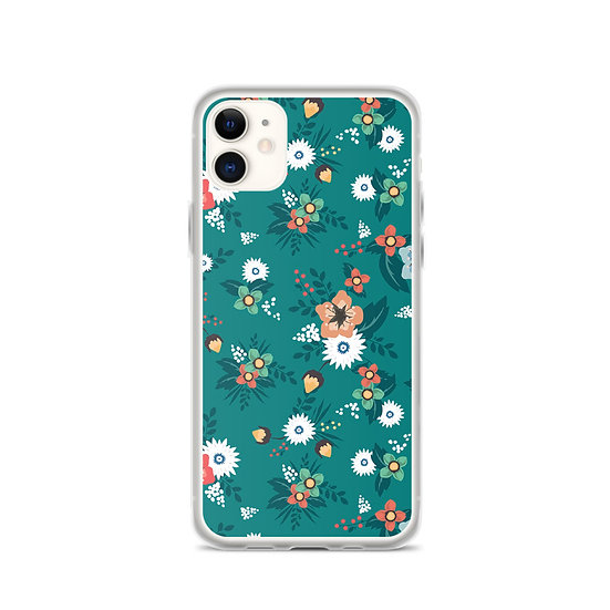Floral Pattern iPhone Cases for all iPhone models