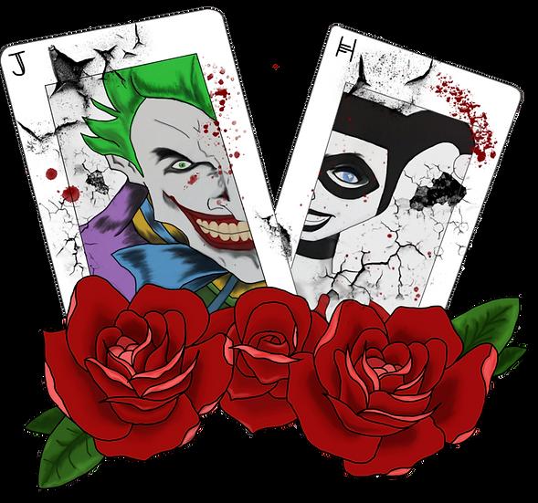 Joker's Playing Cards Free PNG Images - Free Digital Image Download