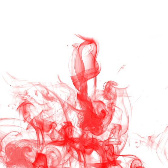 Abstract Red Smoke - Free PNG Images, Transparent Image Instant Download