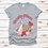 Thumbnail: Snails Mom t shirt - Special Design for pet snails lover