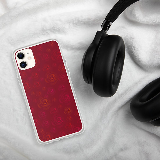 Red Rose iPhone Cases1