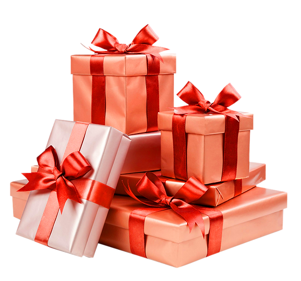Christmas Presents Free PNG Images - Free Digital Image Download