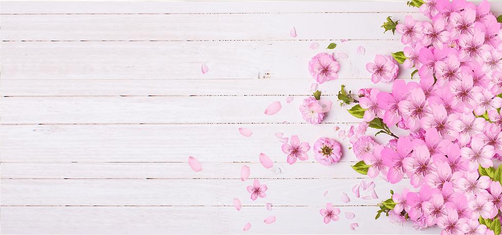 Pink Flowers Background - Free PNG Images, Digital Download
