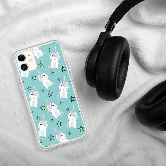 Unicorn Design iPhone Cases1