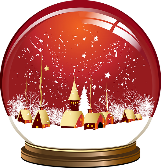 Fairy Christmas Winter Ball Free PNG Images - Free Digital Image Download