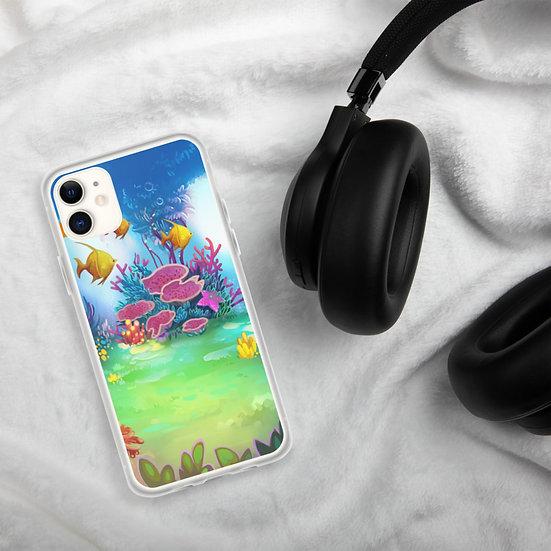 Underwater Ocean Life iPhone Cases1