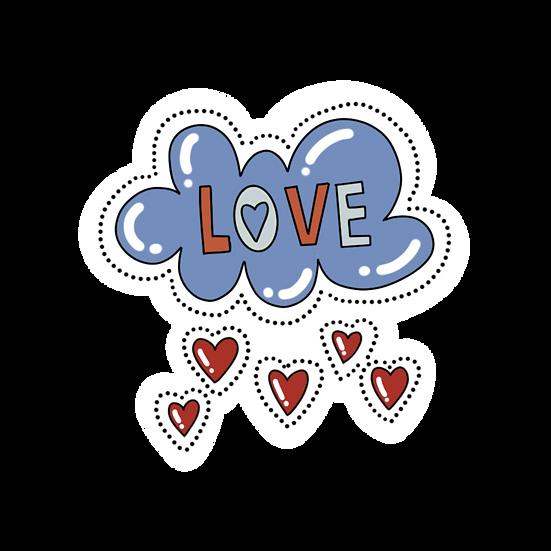 Love - Wonderful Clipart - Valentine's Day Transparent Image - Instant Download