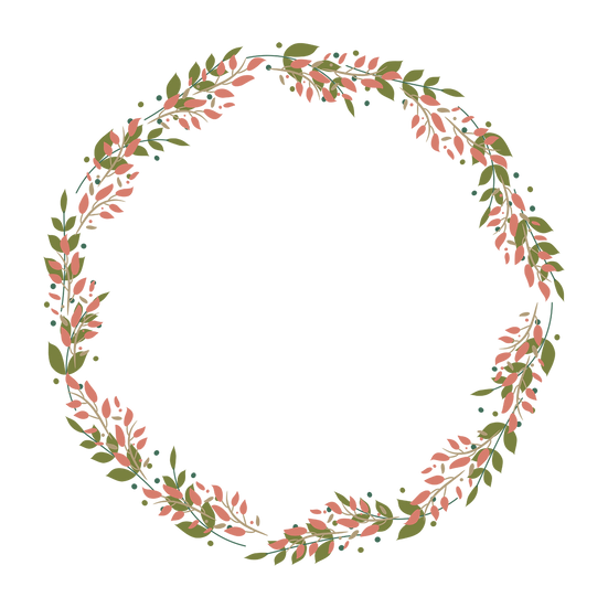 Awesome Botanical Circle - Free PNG Images, Transparent Image Instant Download