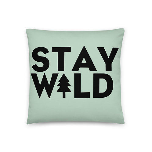 Stay W+LD Pillow