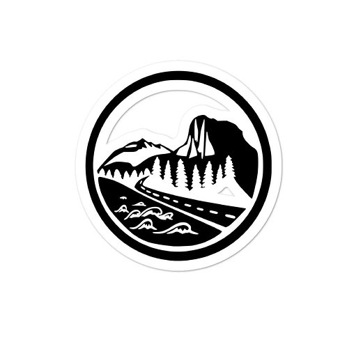 Stawamus Chief Sea to Sky Highway Sticker