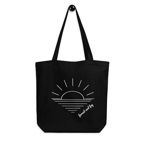 Sea Sunset Eco Tote Bag