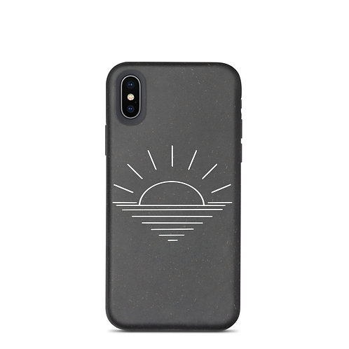 Sea Sunset Biodegradable Phone Case