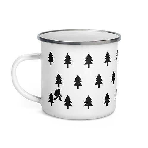 Legend of the Forest Camping Mug