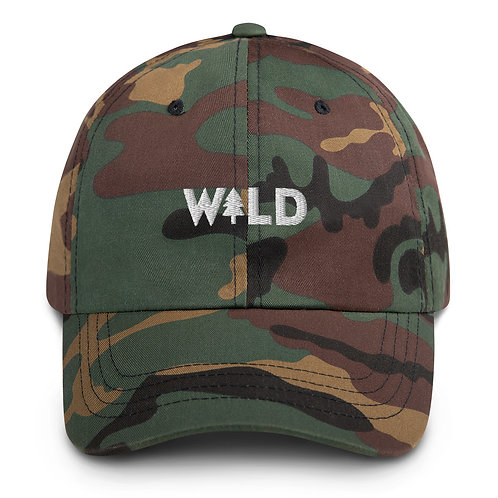 W+LD Dad hat