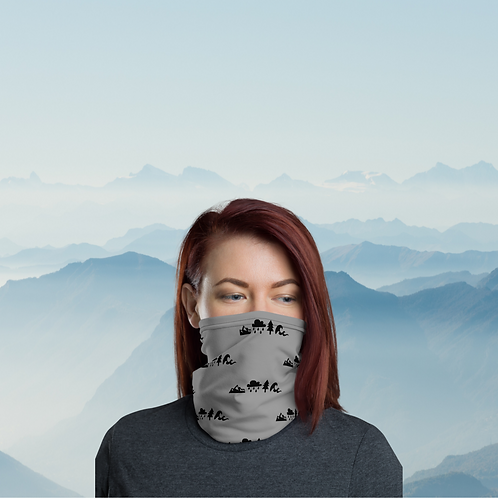 PNW Elements Neck Gaiter Face Cover