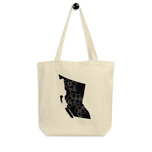 BC Blooms Eco Tote Bag