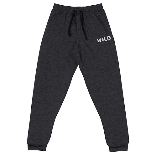 W+LD Embroidered Unisex Joggers